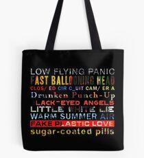 Radiohead Albums (All 9 LPs) Tote Bag