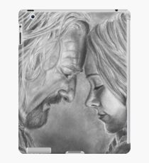 Tolkien: I know your face iPad Case/Skin
