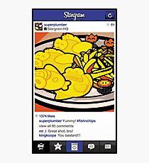 Stargram (Print Version) Photographic Print