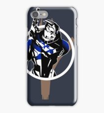 Garrus and Cruiser (alt) iPhone Case/Skin