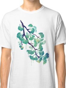 O Ginkgo (in Green) Classic T-Shirt