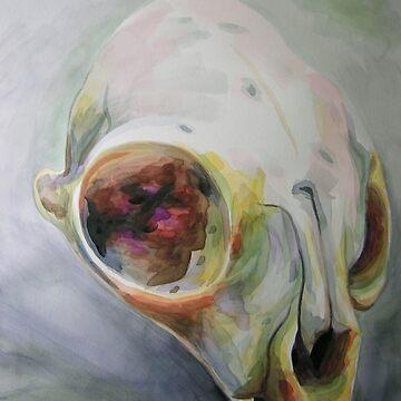 Cat Skull by Geo888