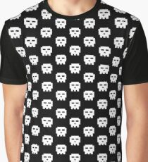 Scott Pilgrim - Pixel Skull Graphic T-Shirt