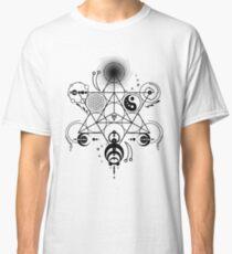 Sacred Crops -Black Classic T-Shirt