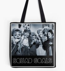 JB and her Squad Tote Bag