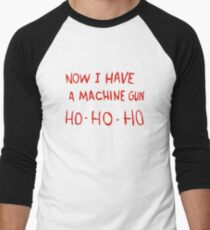 Die Hard - Now I Have A Machine Gun Ho-Ho-Ho T-Shirt