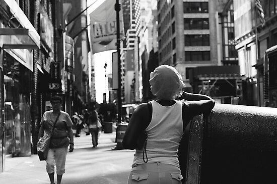 MADISON AVENUE, NEW YORK CITY - 2016 by Seen by RJF