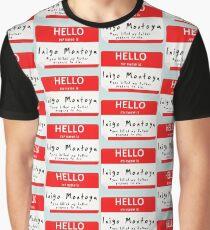 Introduction to Inigo Graphic T-Shirt