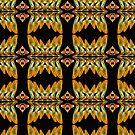pattern # 07 by Wieslaw Jan Syposz