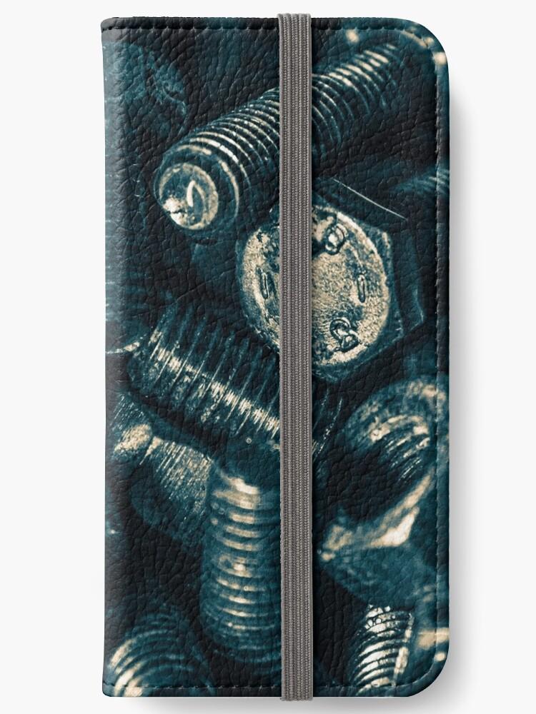 super popular 52040 a2542 'Event Horizon (iPhone wallet)' iPhone Wallet by Matti Ollikainen