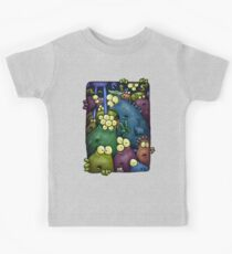 A crowd of chest dwelling aliens ... Kids Clothes