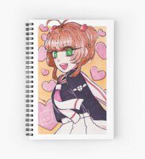 Cardcaptor Sakura Spiral Notebook