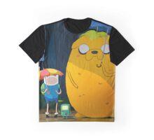 adventure time finn Graphic T-Shirt