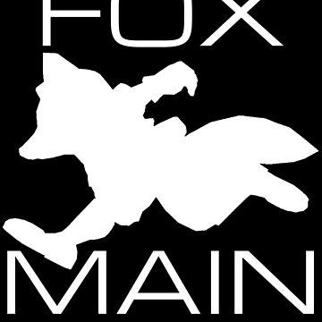 Fox Main by fuzzyscene