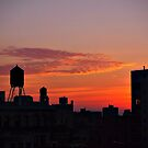 Sunrise in Manhattan by ShellyKay