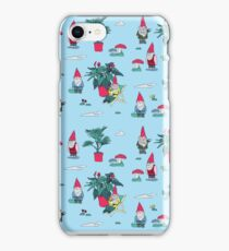 The Great Gnome Day Off iPhone Case/Skin