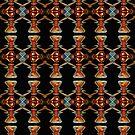 pattern # 08 by Wieslaw Jan Syposz