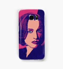 Icons - Gillian Anderson Samsung Galaxy Case/Skin