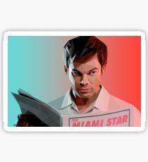 Dexter Morgan Sticker