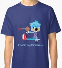 Dave the Intern - I'm on my Break Classic T-Shirt
