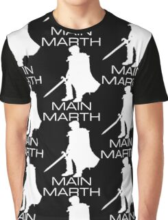 Marth Main Graphic T-Shirt