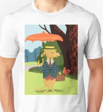 Mister Barkly Goes To The Park T-Shirt