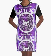 Ouija - Psychedelia  Graphic T-Shirt Dress