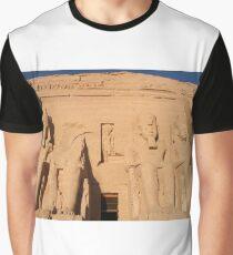 Abu Simbel  Graphic T-Shirt