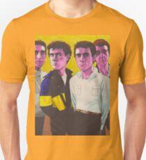 Pink Wire Unisex T-Shirt