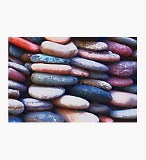 Bellyful of Boulders Photographic Print