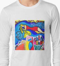 Sleep that dreams Long Sleeve T-Shirt