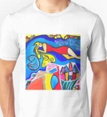 Sleep that dreams Unisex T-Shirt
