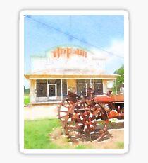 Hopson Plantation, Mississippi Sticker