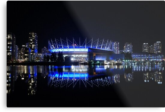 BC Place Stadium by LinneaJean