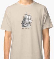 Artemis Ship Classic T-Shirt