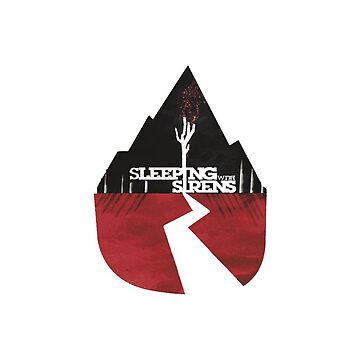 Sleeping with Sirens Phone Case by xPikaPowerx