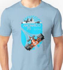 Monaco Grand Prix Poster T-Shirt