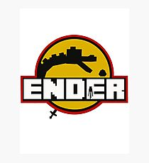 Ender Photographic Print
