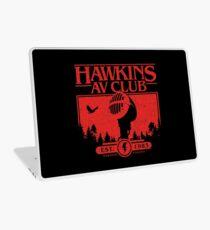Hawkins AV Club Laptop Skin
