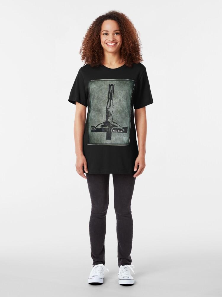 Alternate view of Blasphemy Slim Fit T-Shirt