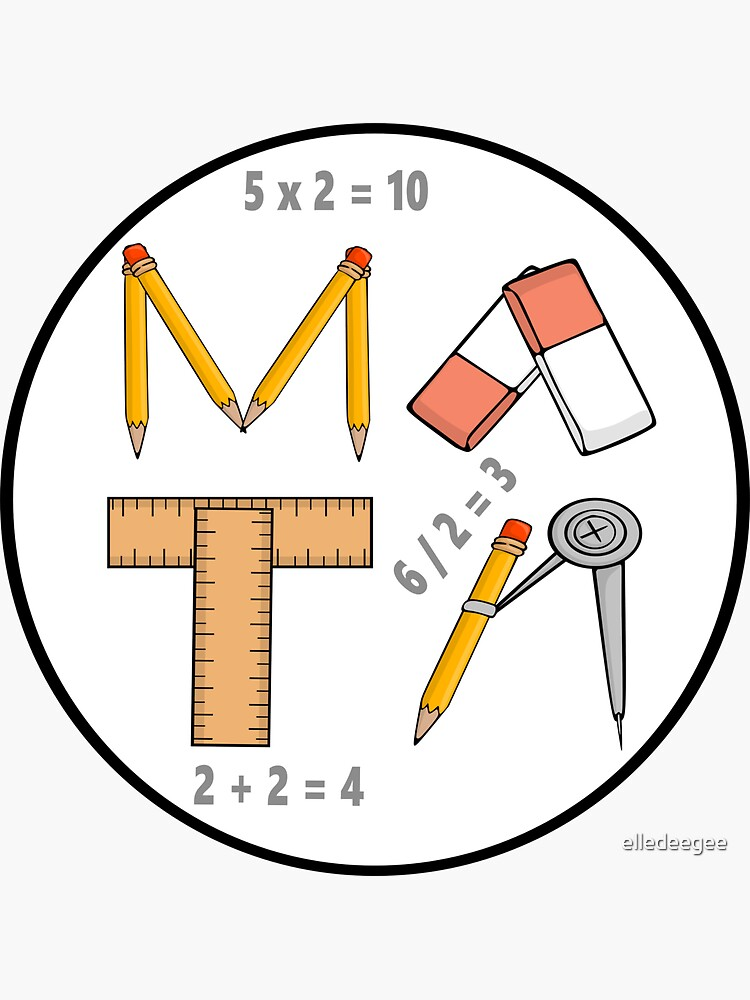 Mathematical Tools of the Trade by elledeegee