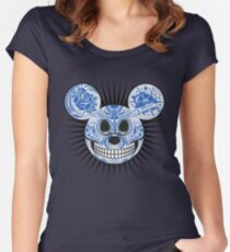 Mickey. Women's Fitted Scoop T-Shirt