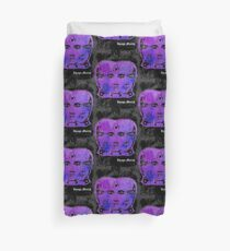 Tricephalous (Feed Your Head) Duvet Cover