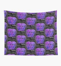 Tricephalous (Feed Your Head) Wall Tapestry