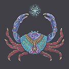 Crab Totem by Jezhawk