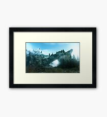 Solitude in Skyrim Framed Print