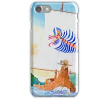 KUKULCAN'S GALLEY iPhone Case/Skin
