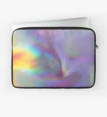 Holographic texture Laptop Sleeve