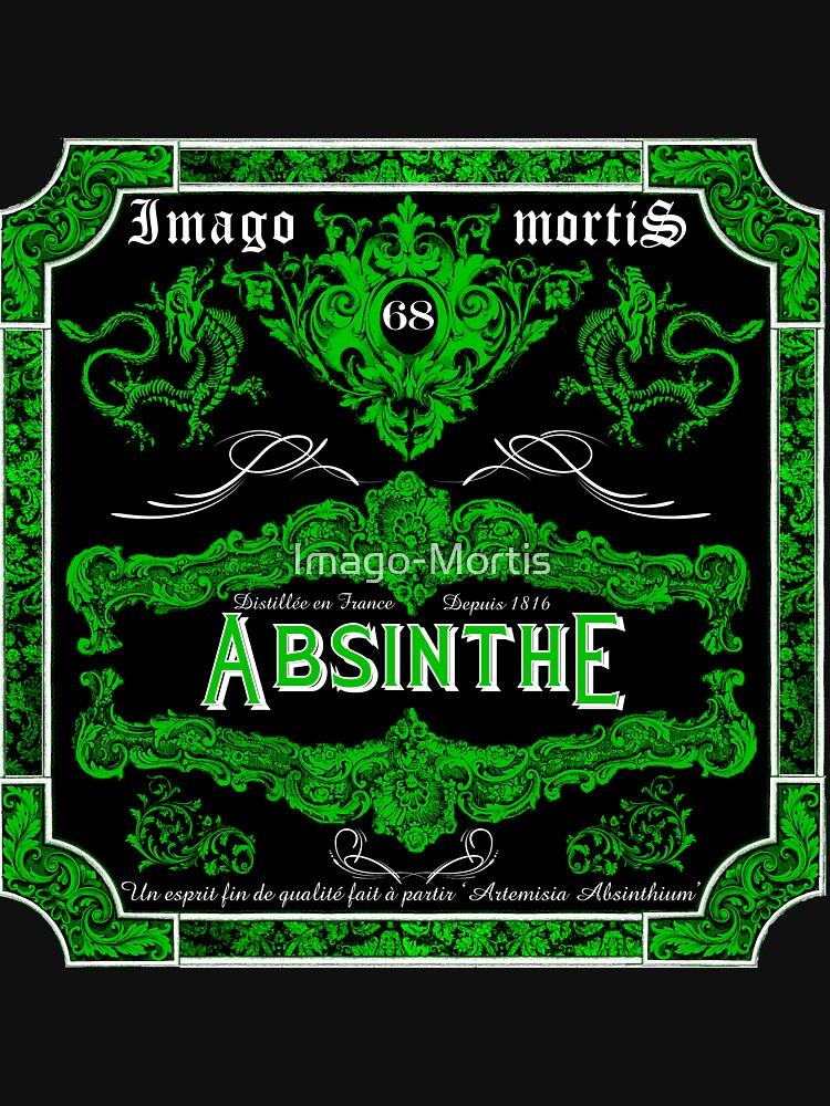 Imago Mortis Absinthe by Imago-Mortis