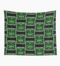 Imago Mortis Absinthe Wall Tapestry